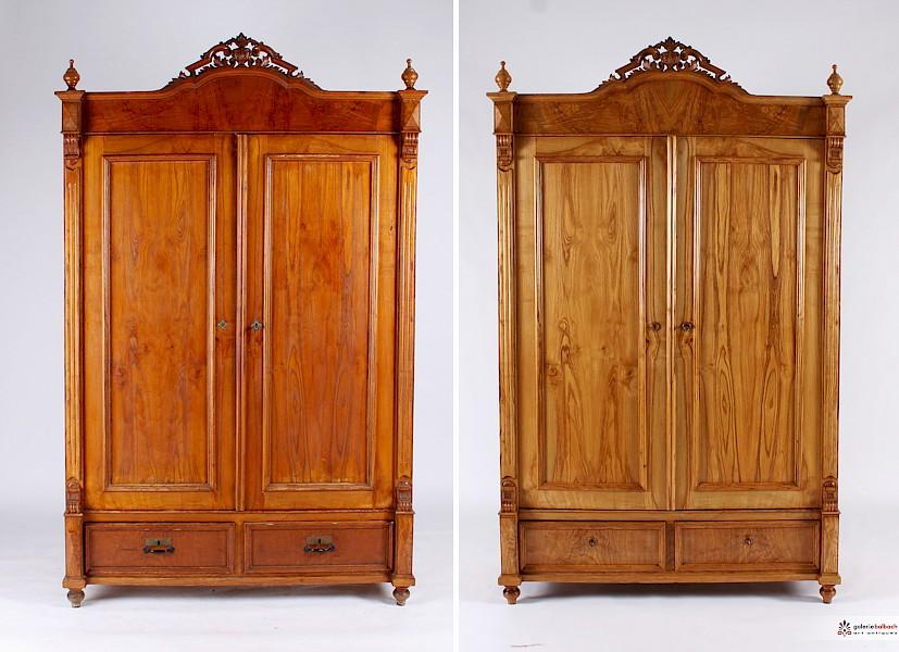 Restaurieren Antiker Möbel
